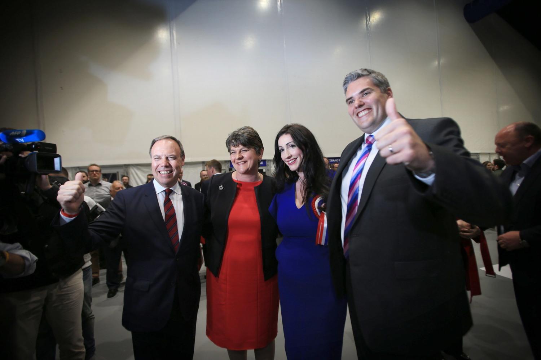 democratic unionist party - photo #17