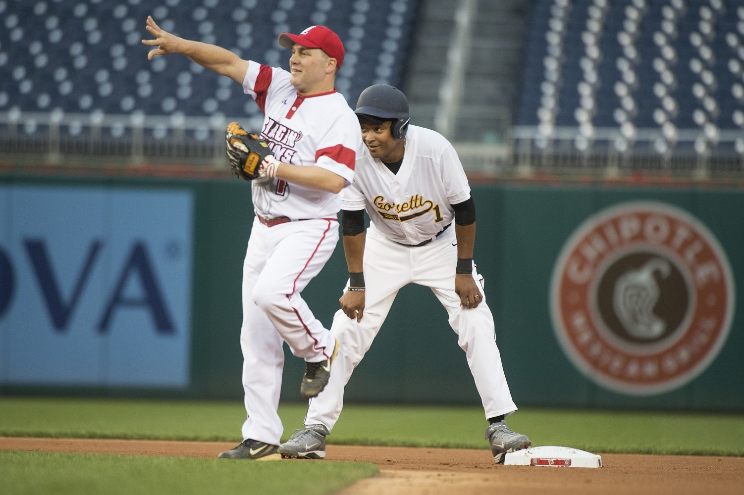 Congressional Baseball Game Has Been Bipartisan DC Fixture