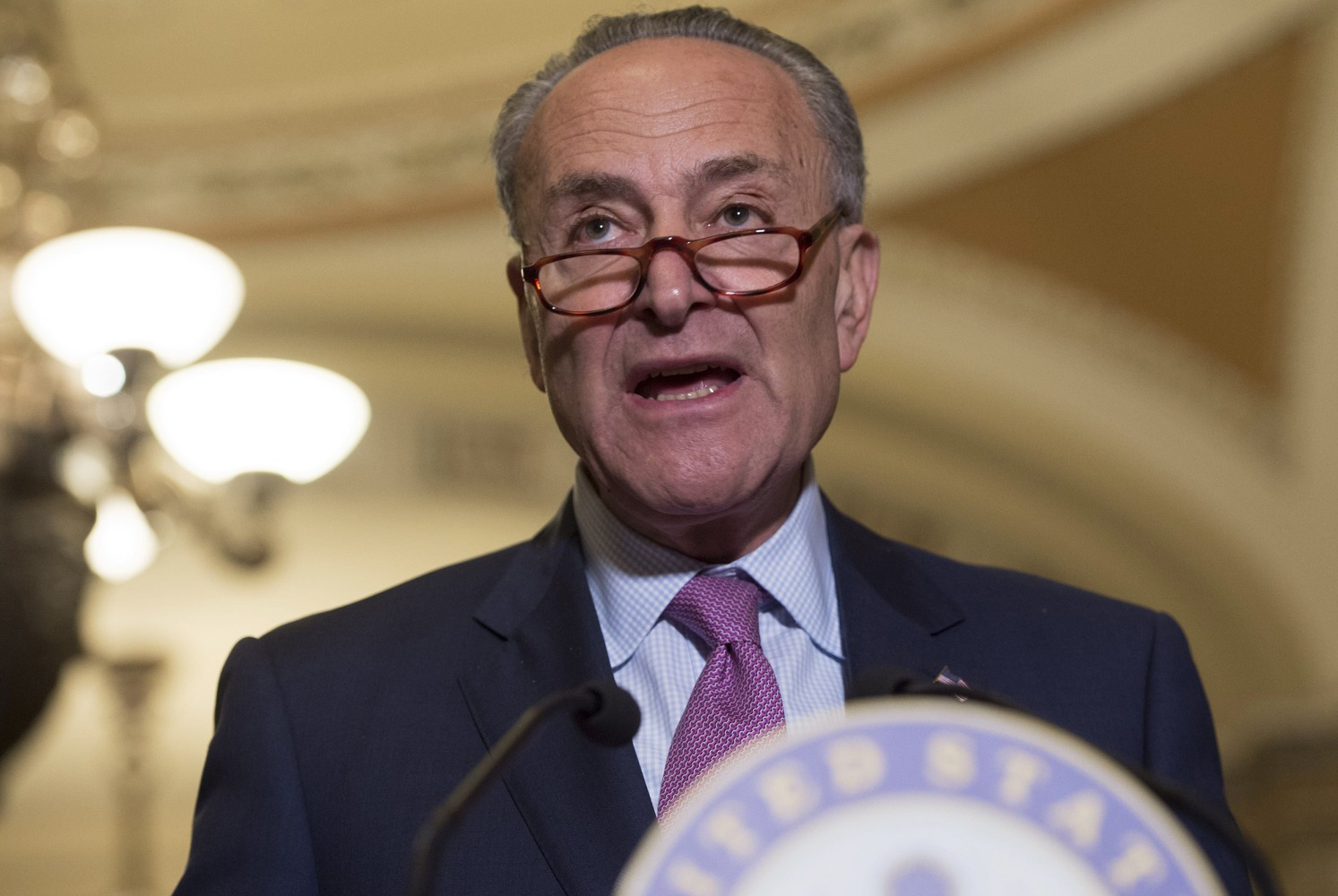 Sen. Schumer calls for crackdown on at-home DNA testing kits