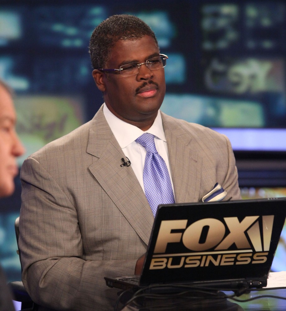Fox Business' Charles Payne Calls Harassment Allegations a 'Lie'