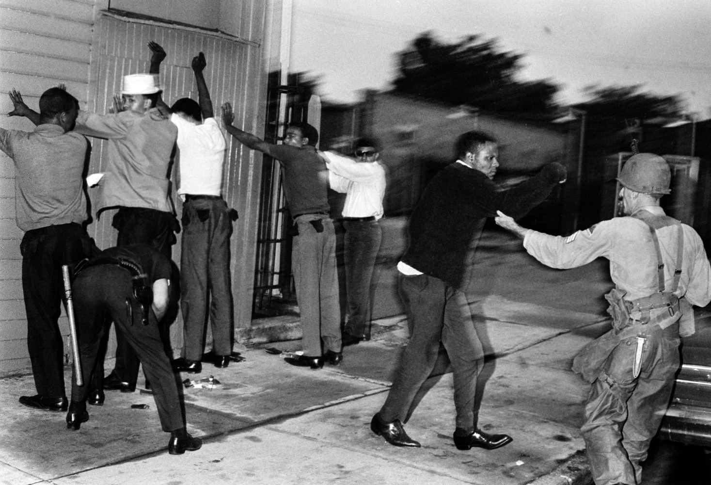 the newark riots of 1967 essay Next, they investigate the ways in which citizens respond to government (in)action and social conditions by analyzing a government report to understand the causes of the newark riots of 1967 and the community and government responses to those events.