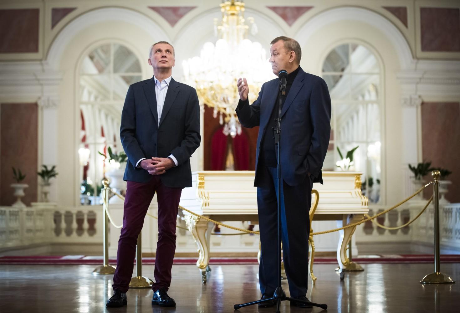 Bolshoi Ballet denies bowing to censorship over canceled Rudolf Nureyev show