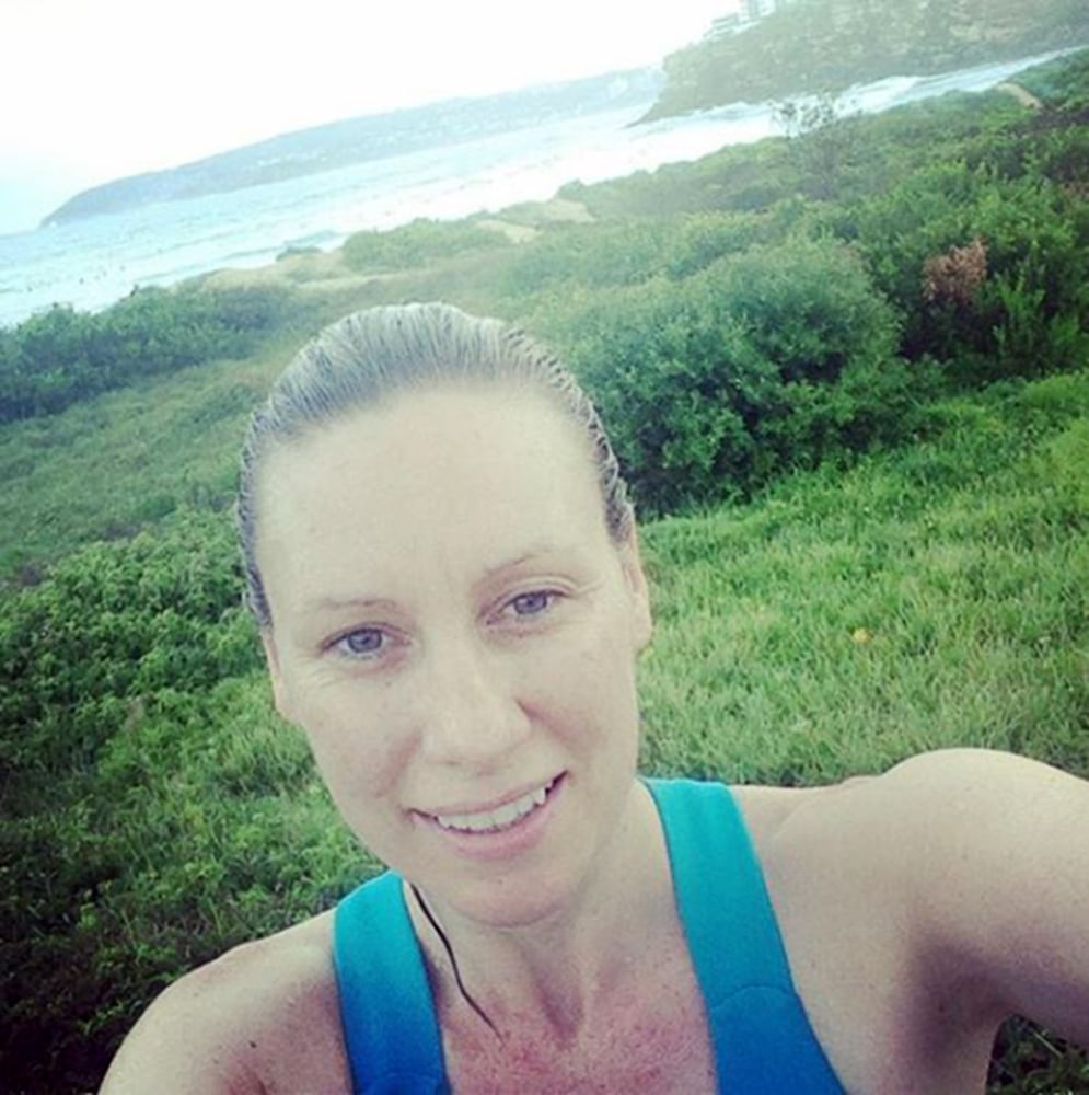 Image Justine Damond an Australian woman who was shot dead by police in Minneapolis Saturday