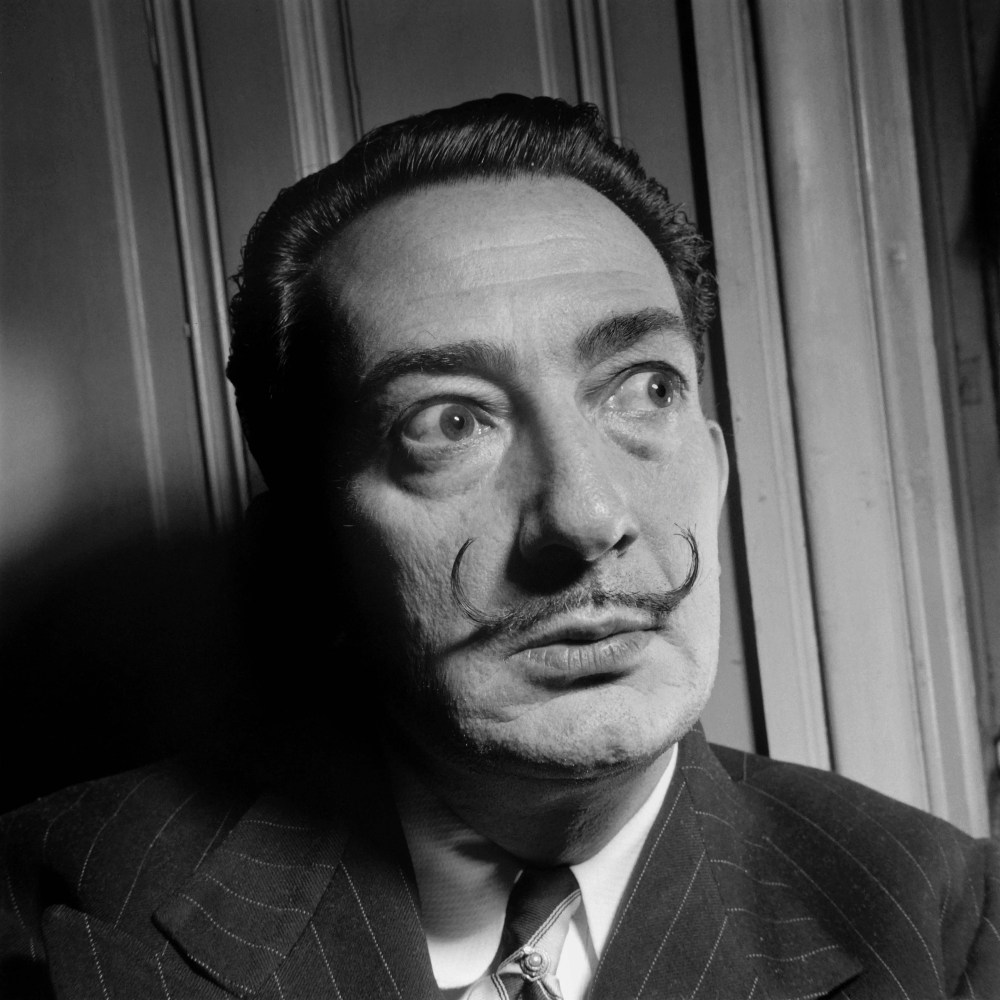 Exhumation of Salvador Dalí's Remains Finds His Mustache Still ...