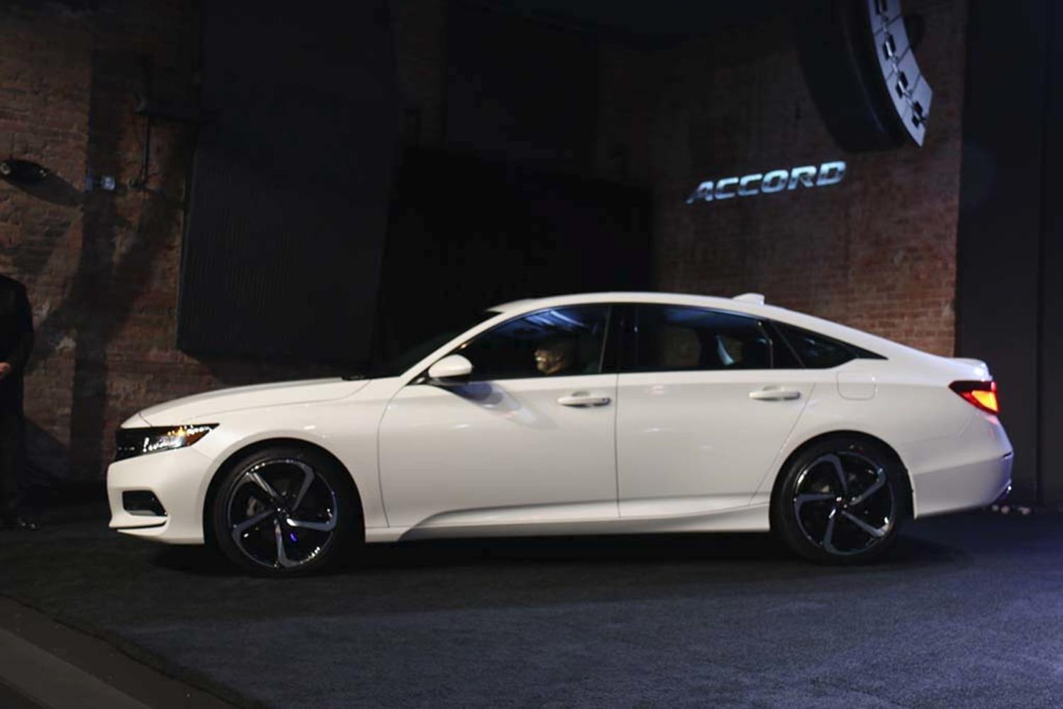 Honda Hopes To Revitalize Midsize Sedan Market With All New