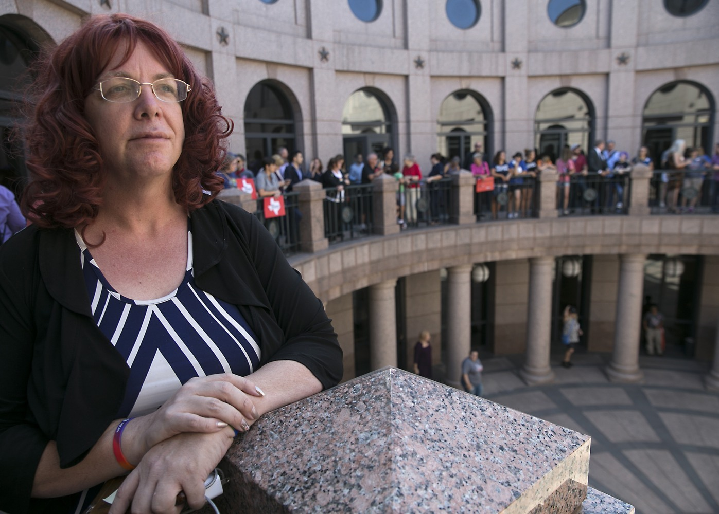 Texas Trans Bathroom Bill Passes After Hours of Oppositional Testimony