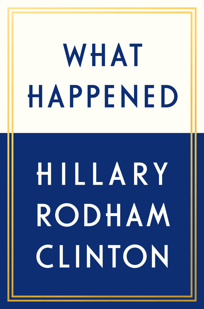 Image result for hillary book