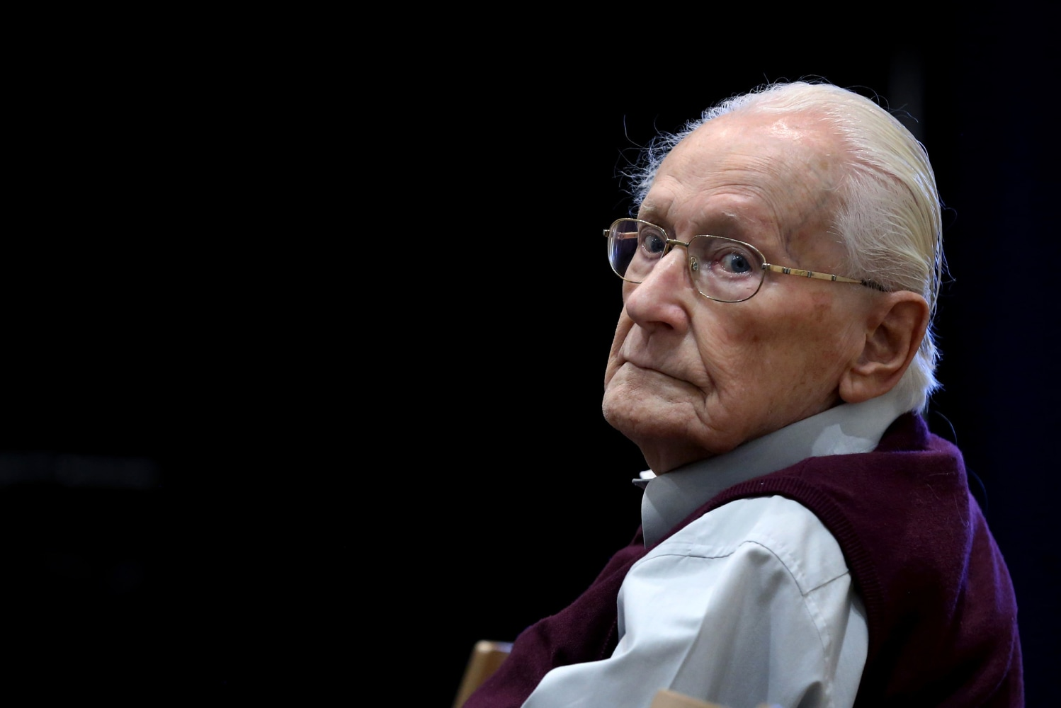 96-Year-Old Auschwitz Bookkeeper Faces Imprisonment For War Crimes