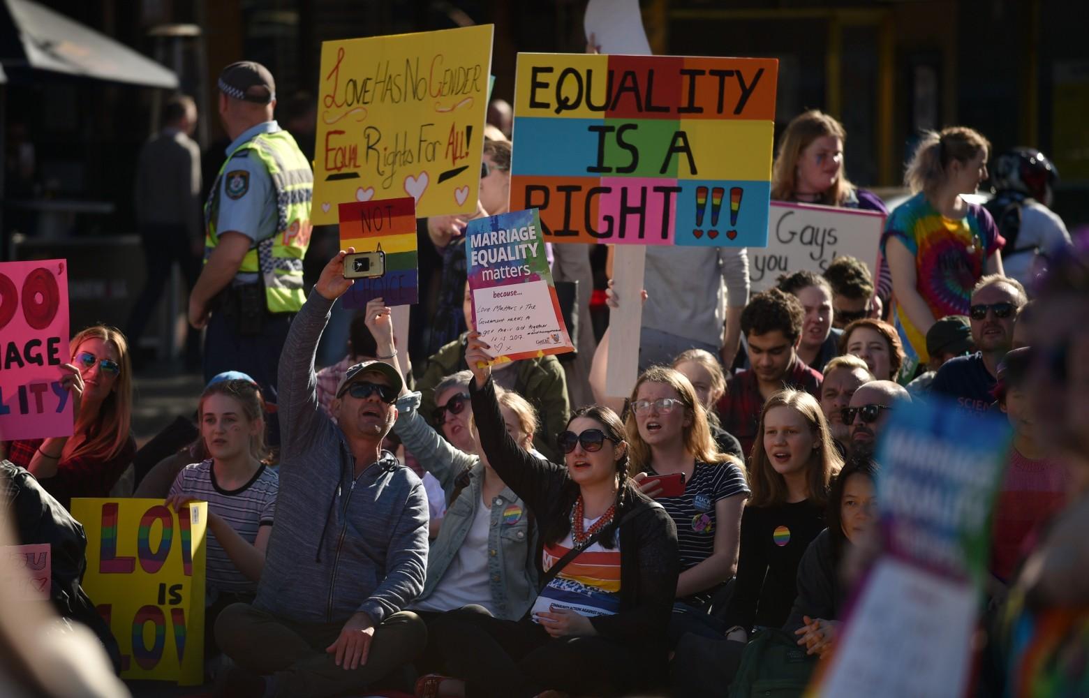 Australia gay media
