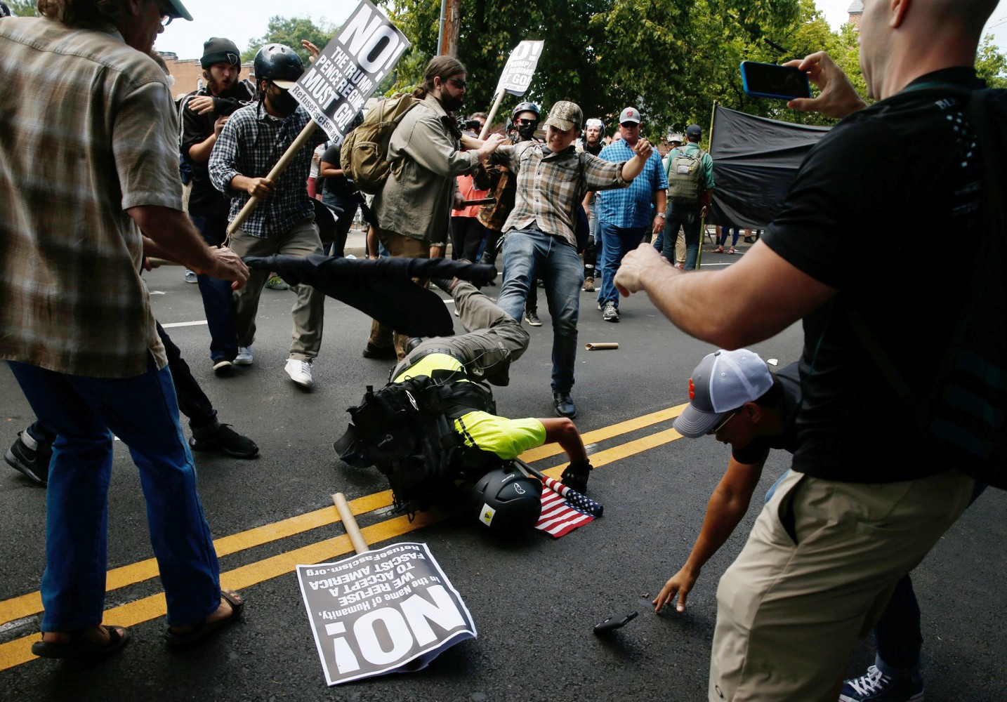 Kentucky to relocate-not to remove-Confederate statues after Charlottesville tragedy