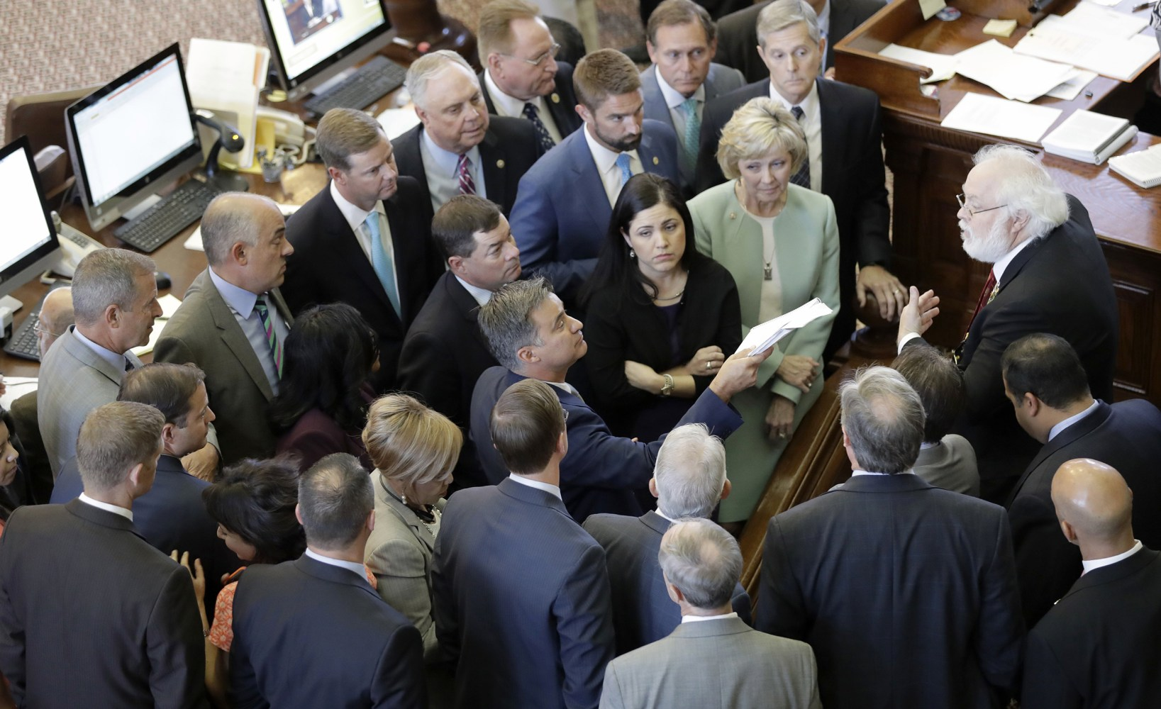 Texas School Finance Reform Effort Fails in Special Session