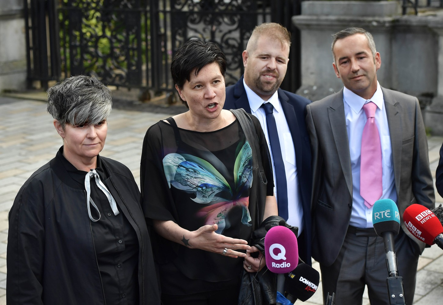 Court delivers blow to same-sex 'marriage' backers in Northern Ireland