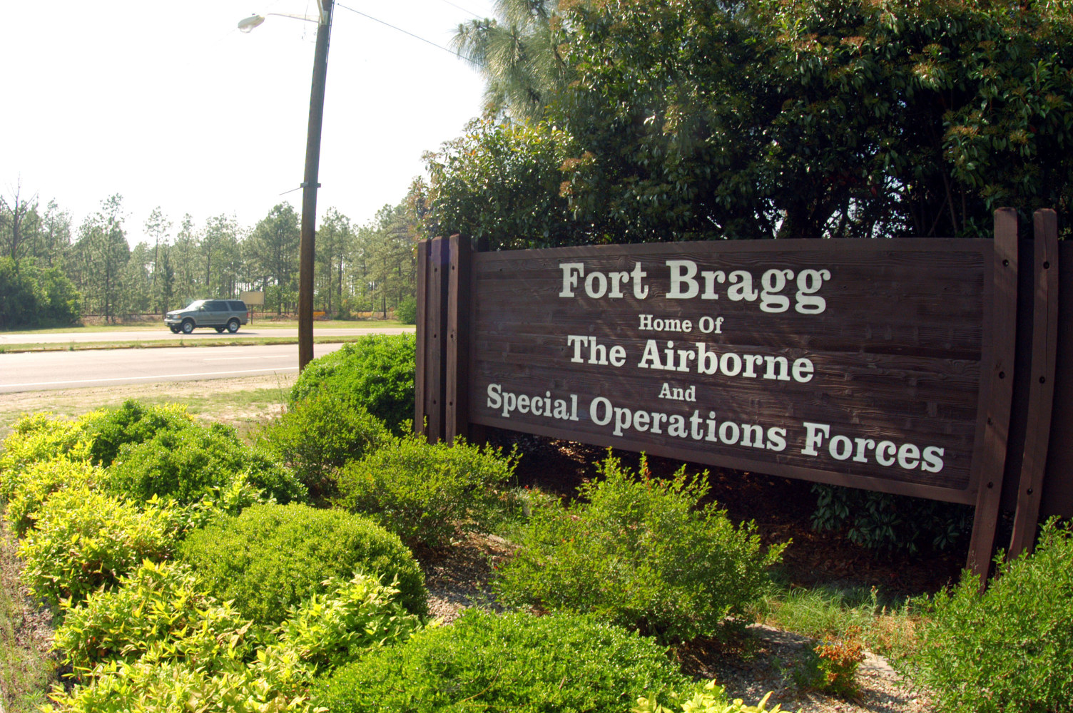 Image Fort Bragg Home To U S Army Airborne
