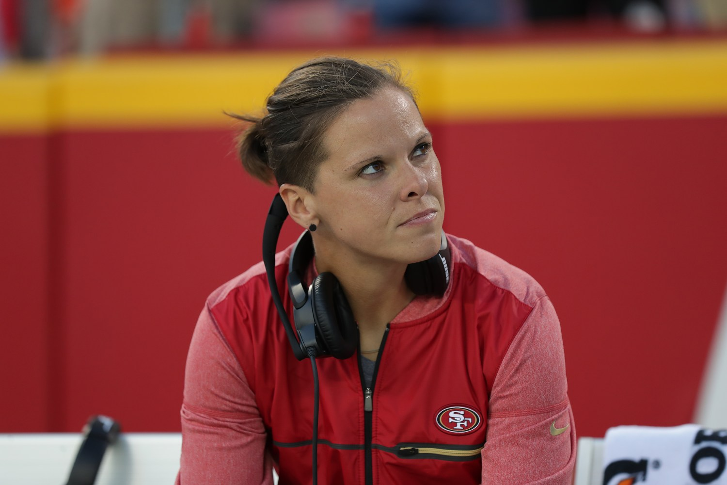 49ers assistant becomes first openly LGBTQ coach in NFL