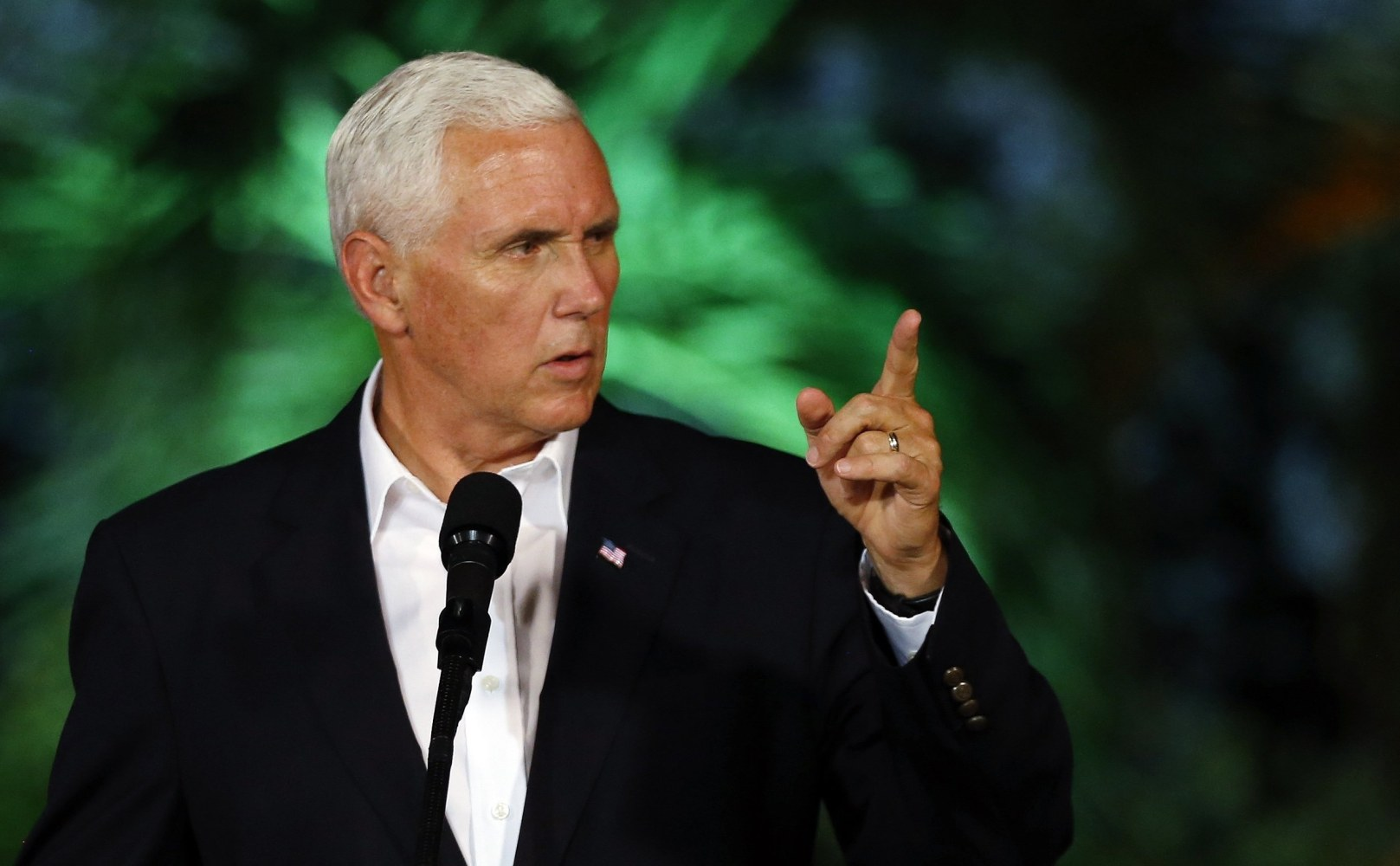 Pence Detail Members Reassigned After Bringing Women to Hotel