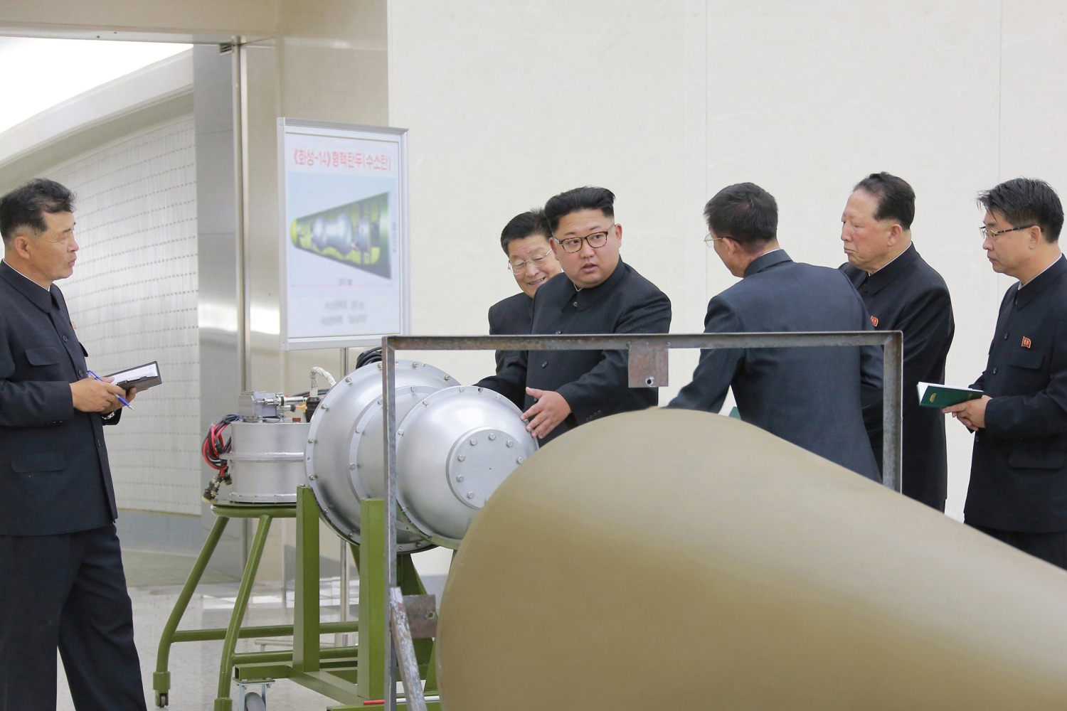 Nokor H-bomb test successful, says state TV