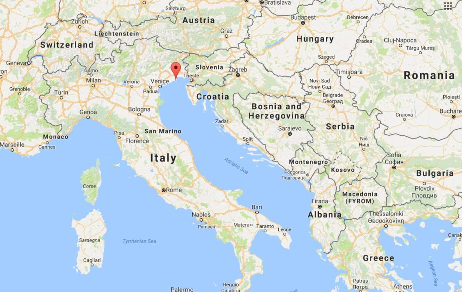 Year Old Girl Dead From Malaria in Italy