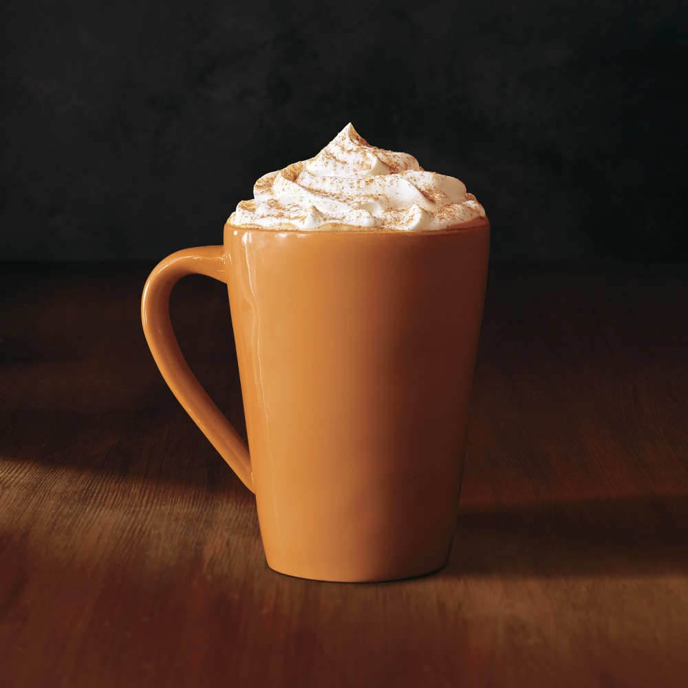 Starbucks' Pumpkin Spice Latte Returns on Tuesday