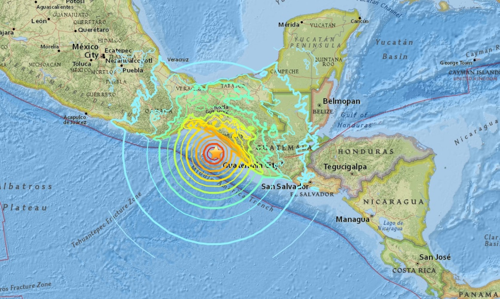 Image result for Powerful earthquake hits Mexico's coast, tsunami waves reported