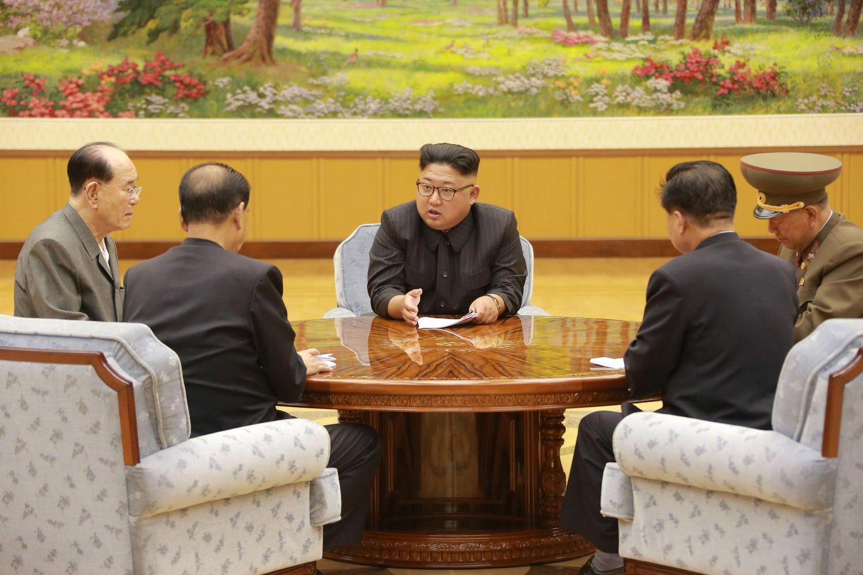 Trump Team Prepping Aggressive Options For North Korea