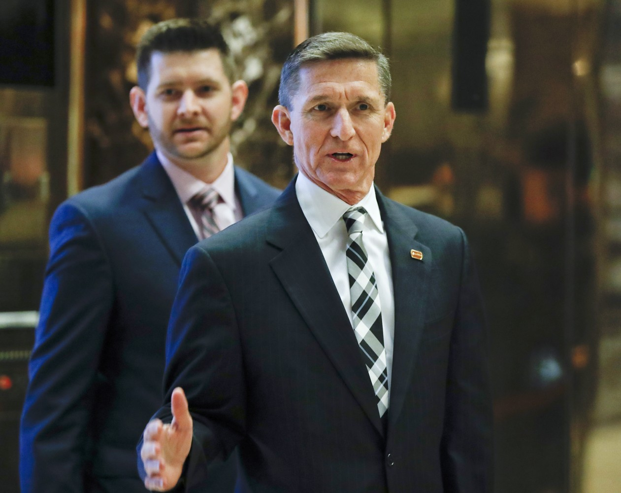 Donald Trump and Russia: Michael Flynn facing nuclear questions