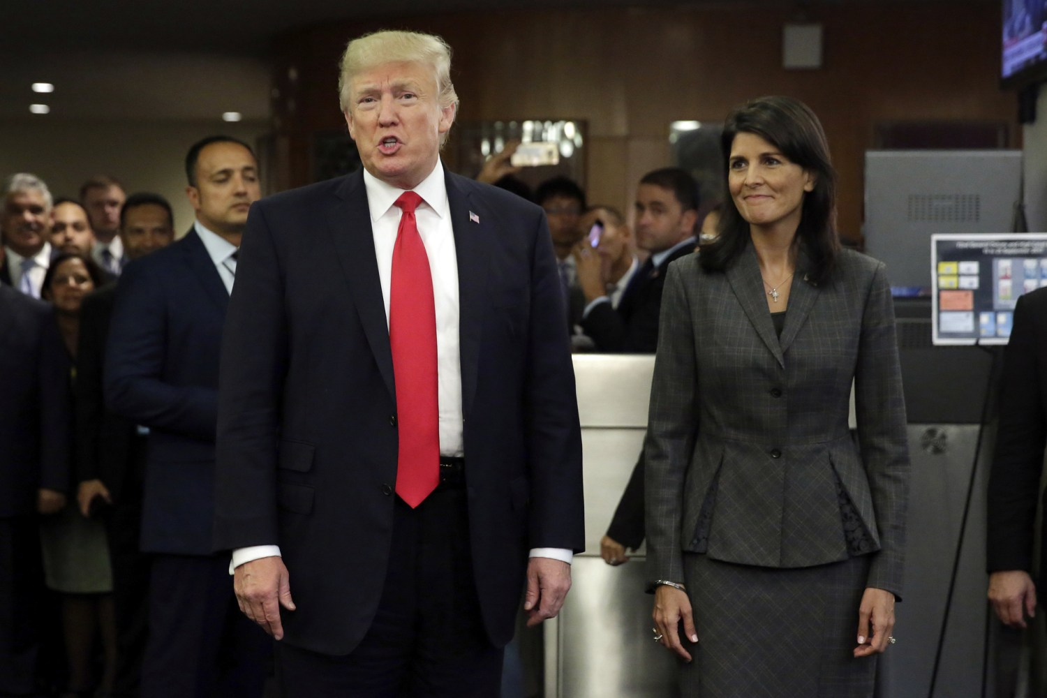 Trump slams US's 'unfair' contribution to United Nations  budget