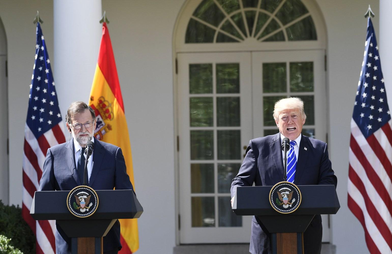 Trump says strike vs NKorea not his top option