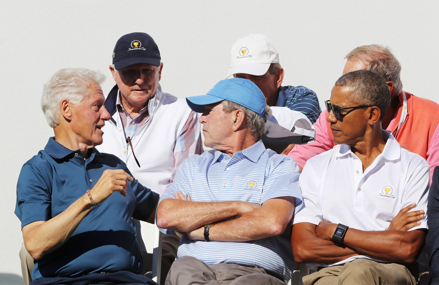 These Three Amigos Cause Presidents Cup to Live Up to Its ...