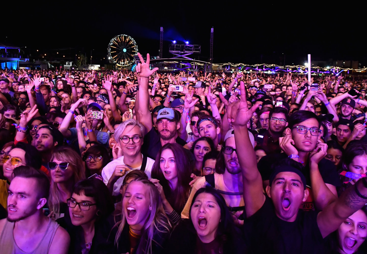 Authorities are investigating if gunman had targeted another Las Vegas concert