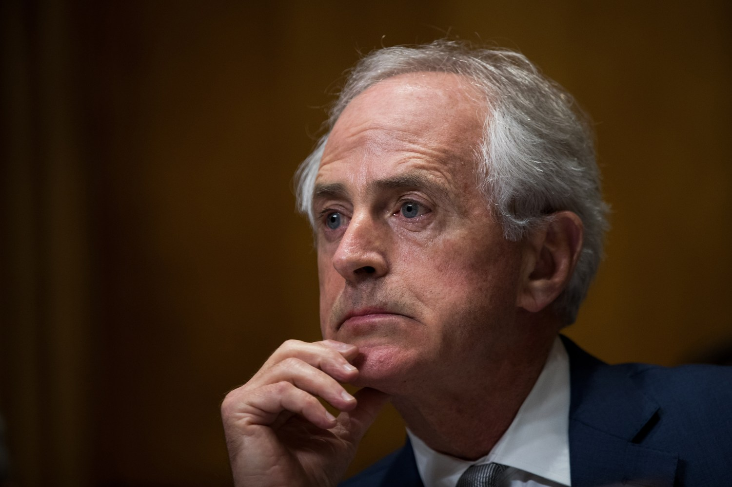 Trump Stokes Feud With 'Liddle Bob Corker'