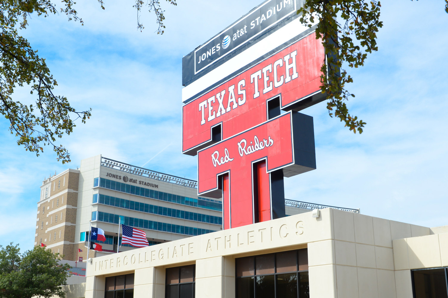 Texas Tech officer killed at campus police headquarters, suspect in custody
