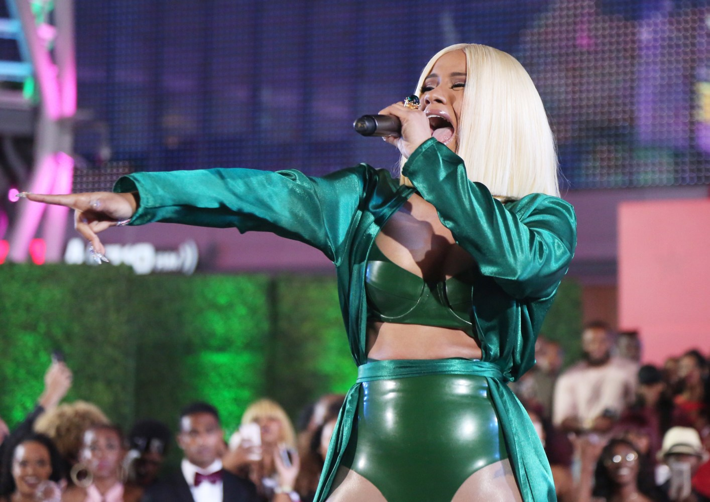 Don't Get Comfortable: Cardi B Signs Publishing Deal With Sony/ATV