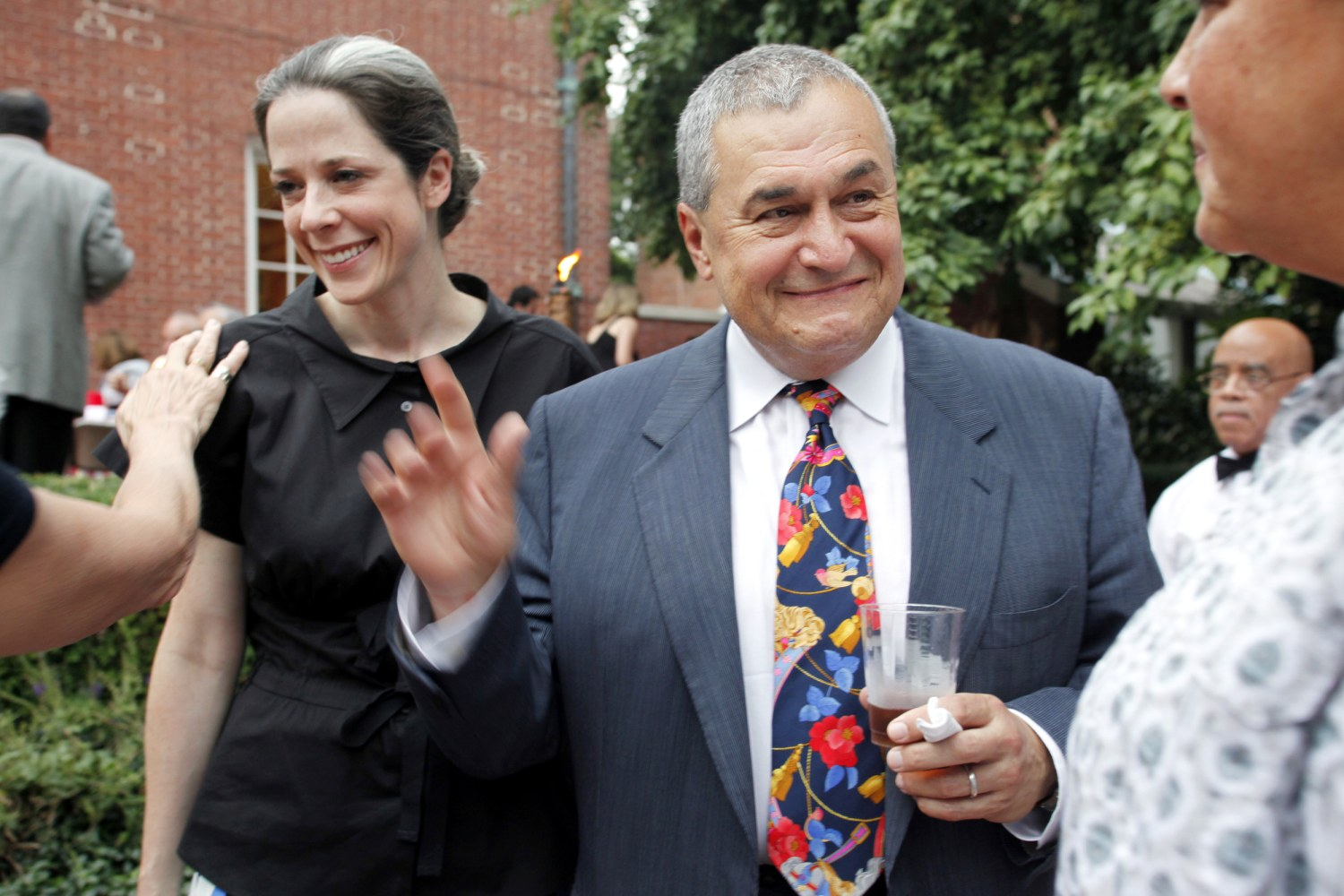 How much trouble is Tony Podesta in?