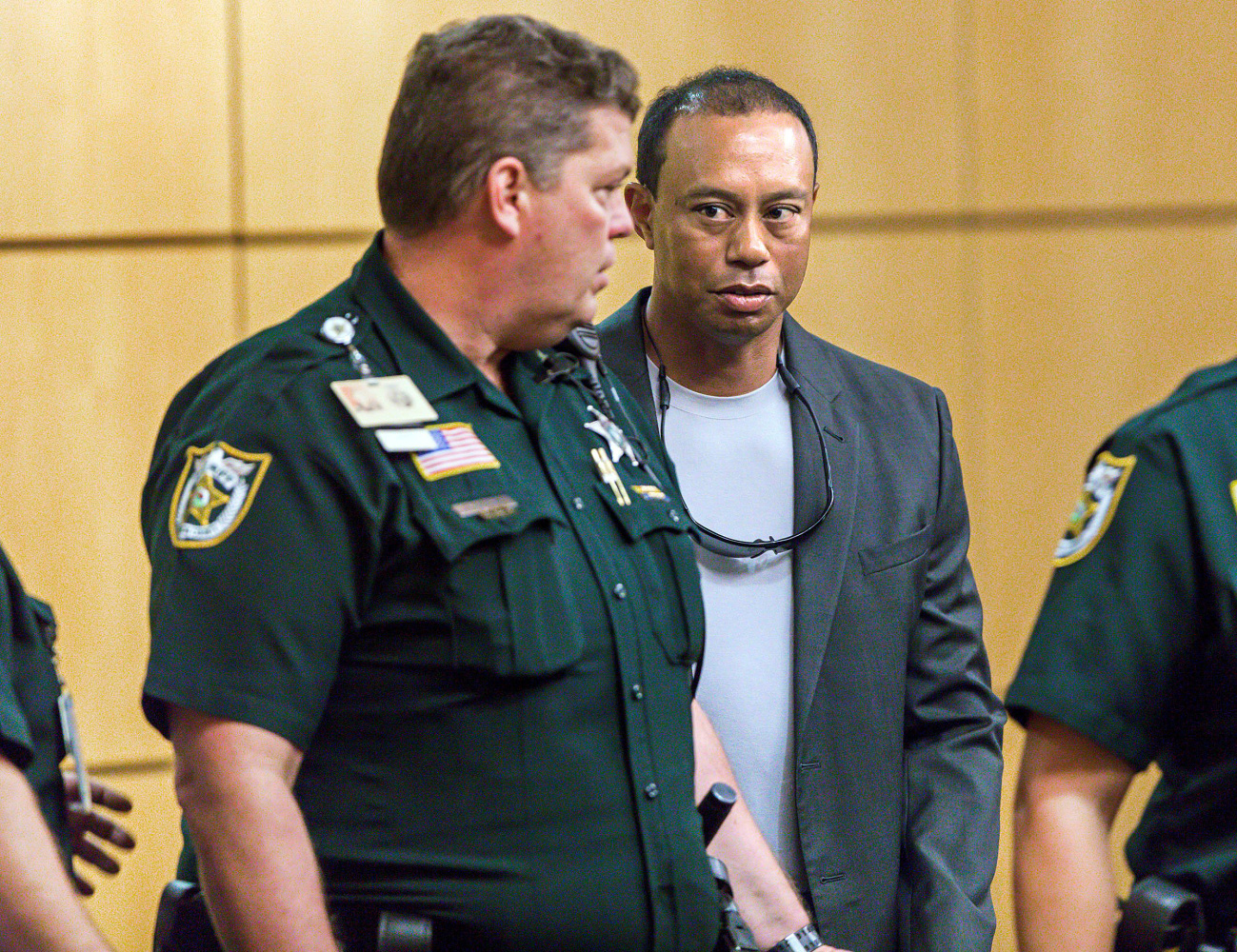 Champion Driving School >> Tiger Woods Pleads Guilty to Reckless Driving in DUI Case - NBC News