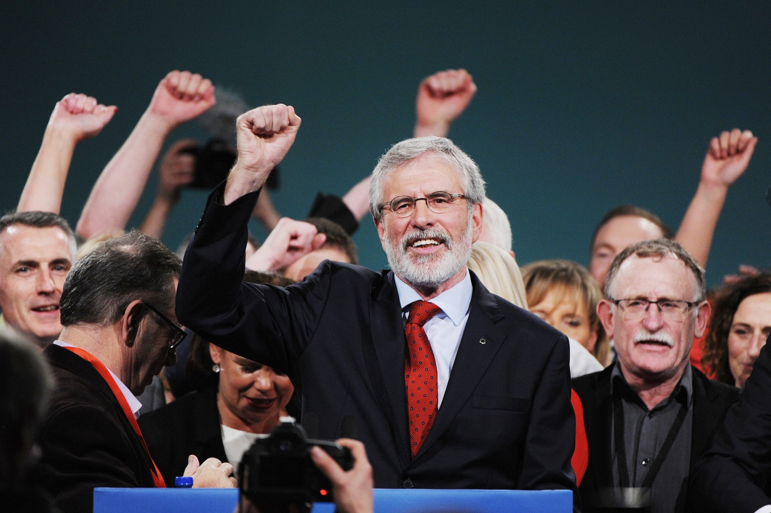 Louth TD Gerry Adams to set out retirement plans