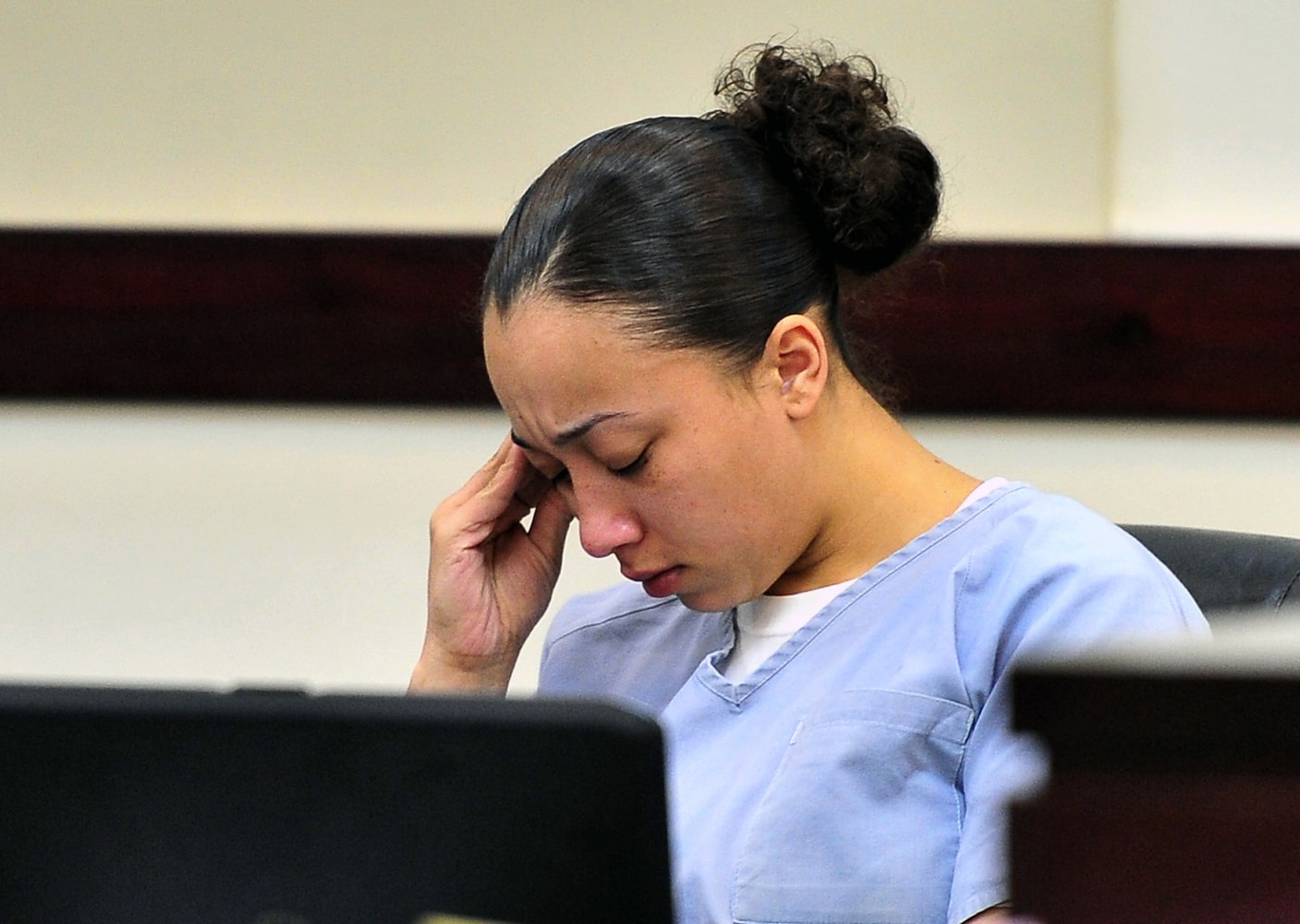 Pictures Of Cyntoia Brown >> Who is Cyntoia Brown? Celebrities rally behind teen sentenced to life in prison - NBC News