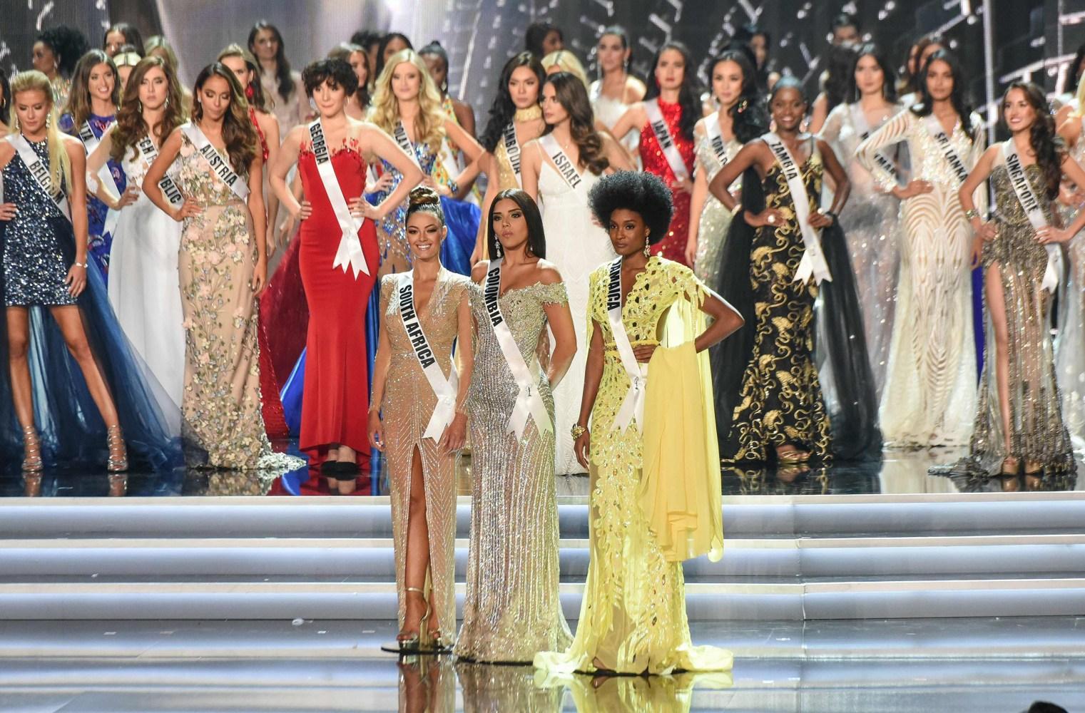 Image Miss Universe 2017