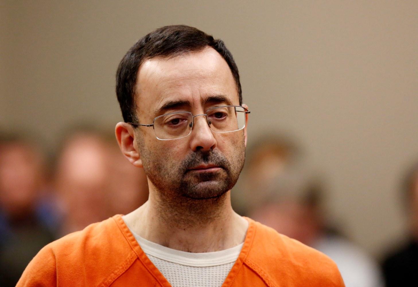 Ex-gymnastics doctor Larry Nassar pleads guilty to 3 more ...