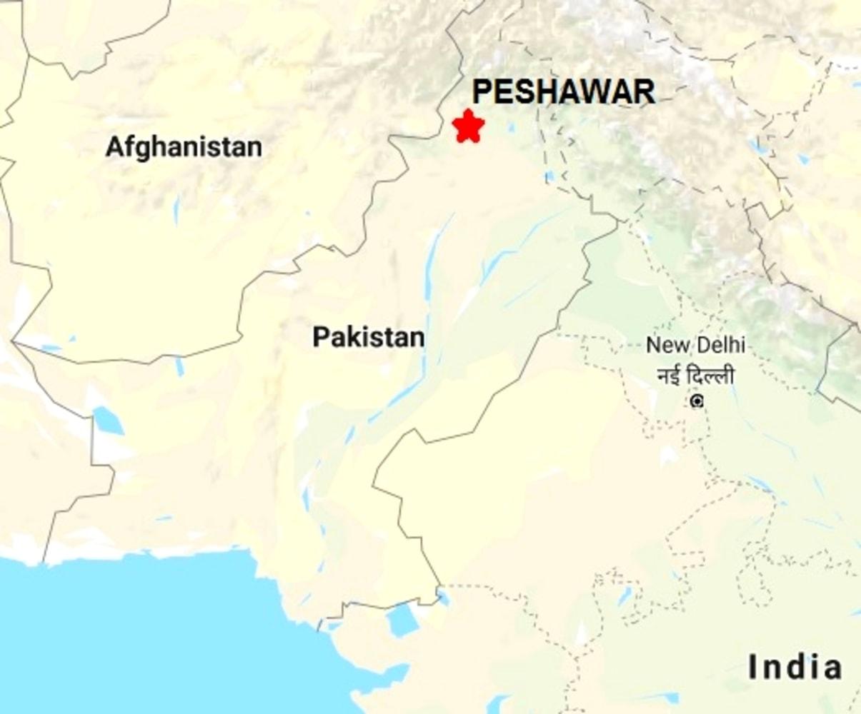 MAP Peshawar Pakistan