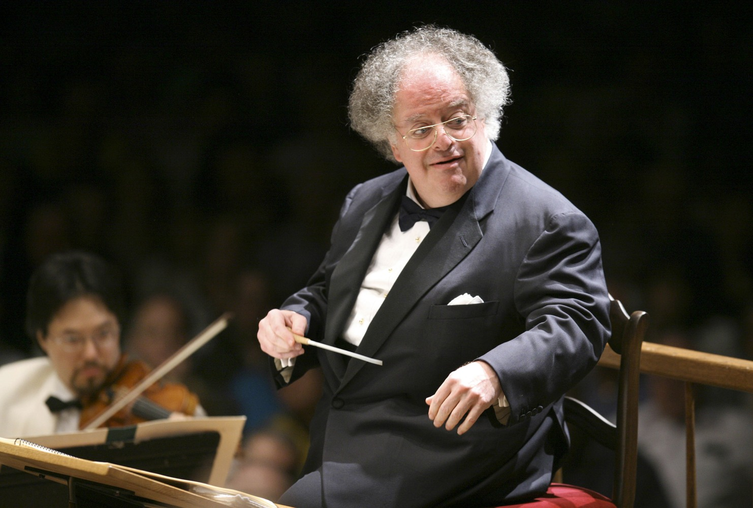 Famed Met Opera Conductor Accused Of Molesting Teen For Years