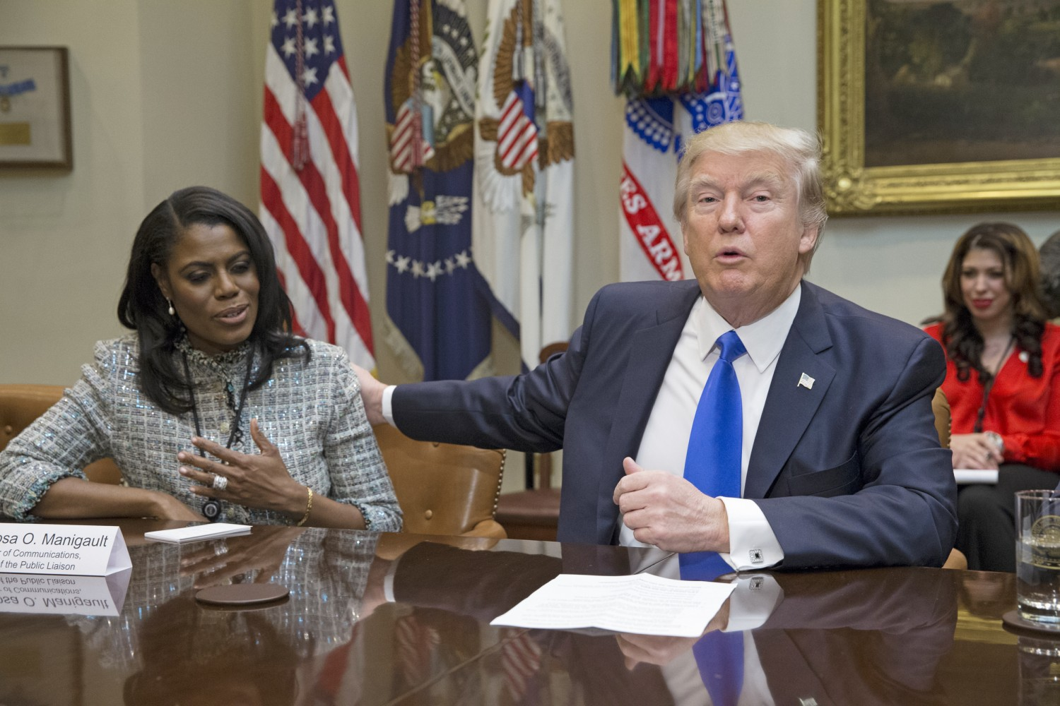 Was Omarosa Fired? Trump Aide and Former 'Apprentice' Contestant Leaves White House