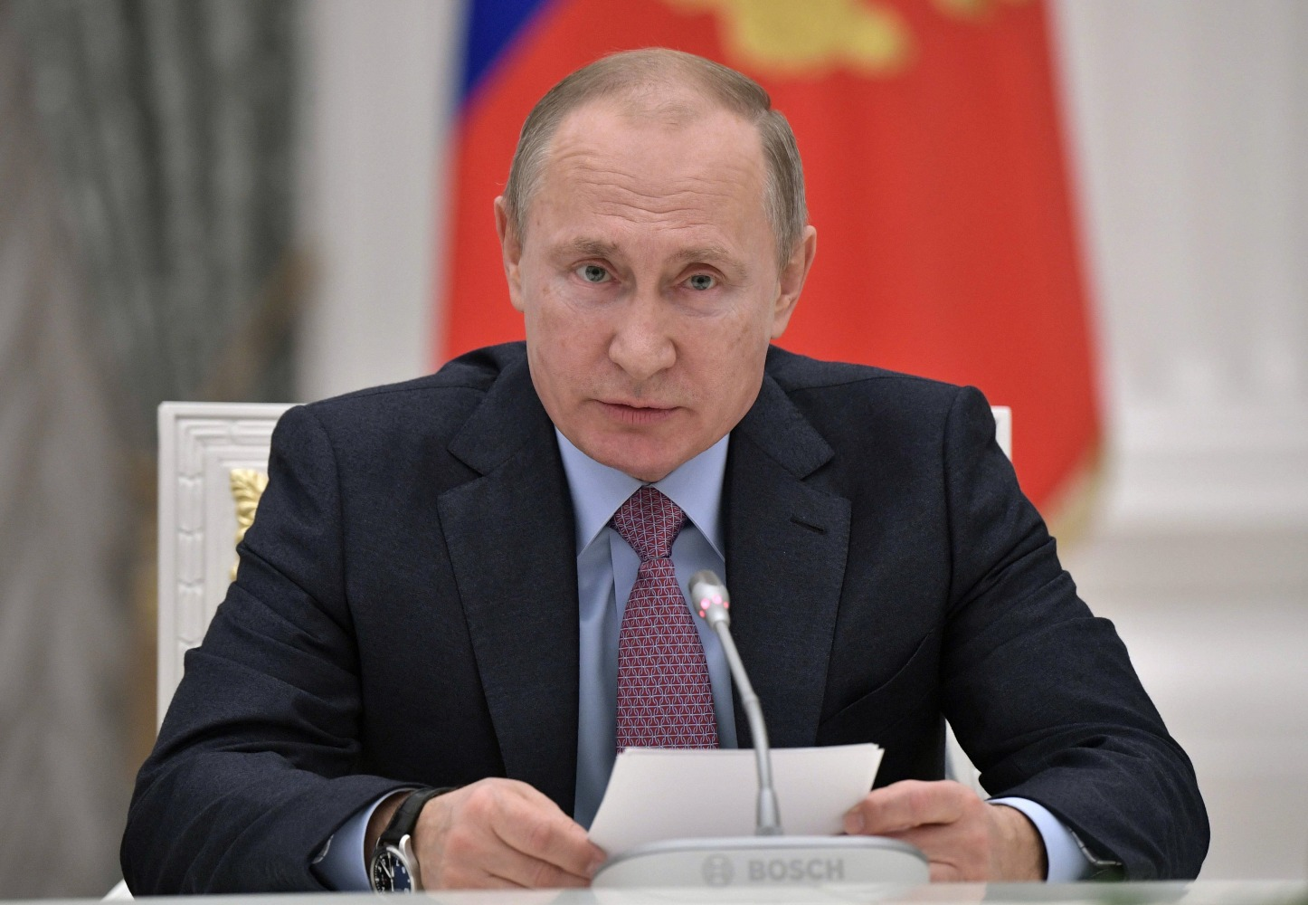 Putin to run as an independent in 2018 presidential race