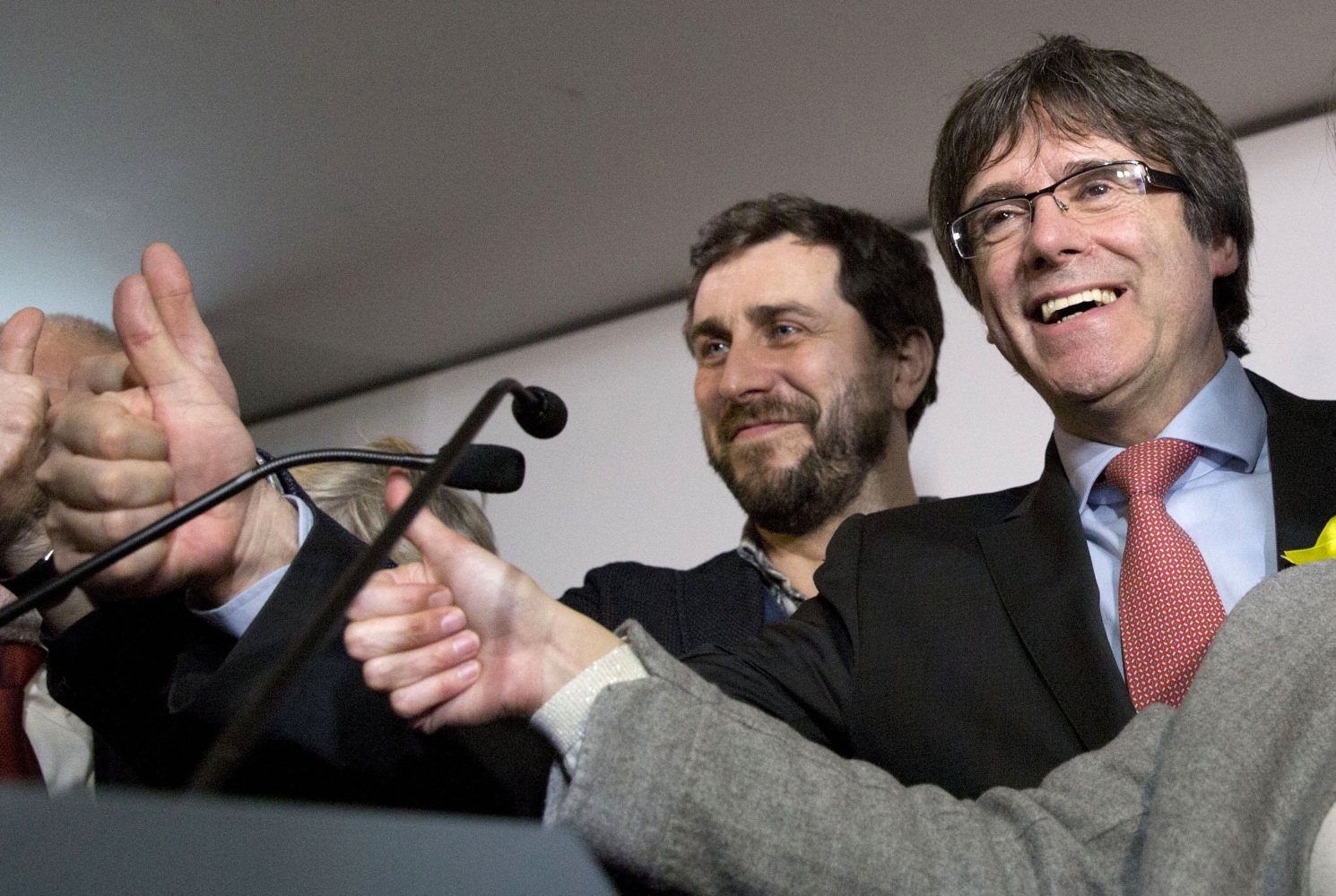 Catalan separatists win in Spain