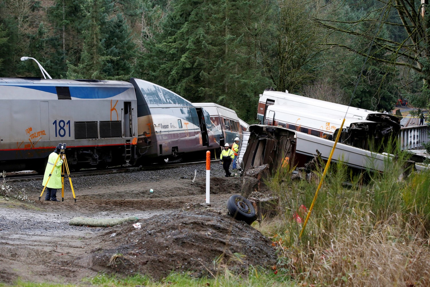 an analysis of the train collision accident Train accidents damage infrastructure and rolling stock, disrupt operations, and may result in casualties and environmental damage while the majority of previous studies focused on the safety risks associated with train derailments or highway-rail grade crossing collisions, much less work has been undertaken to evaluate.