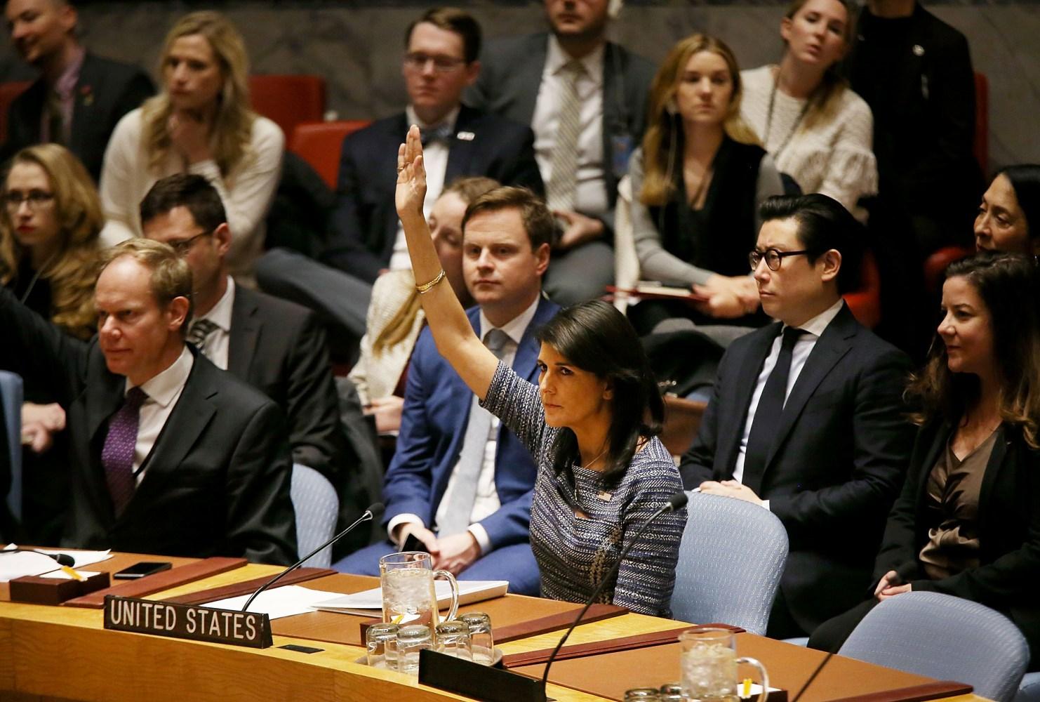 U.S.  sanctions two N Koreans over missile program: statement