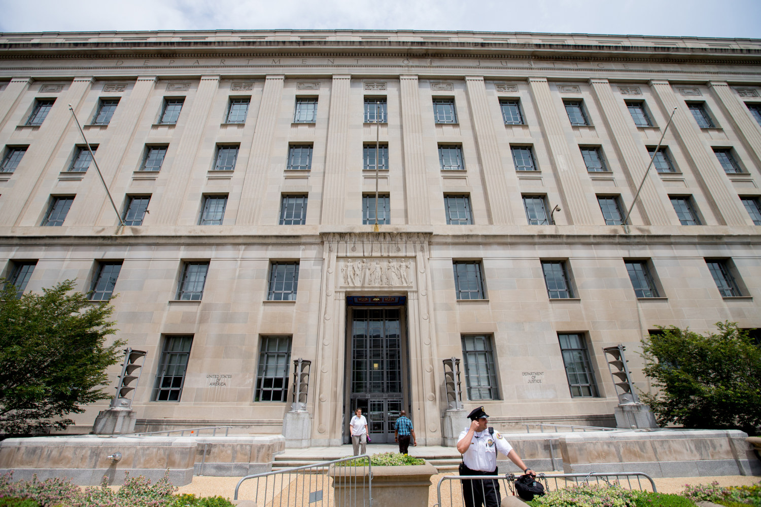 Sexual misconduct 'systemic' at US Department of Justice, says watchdog