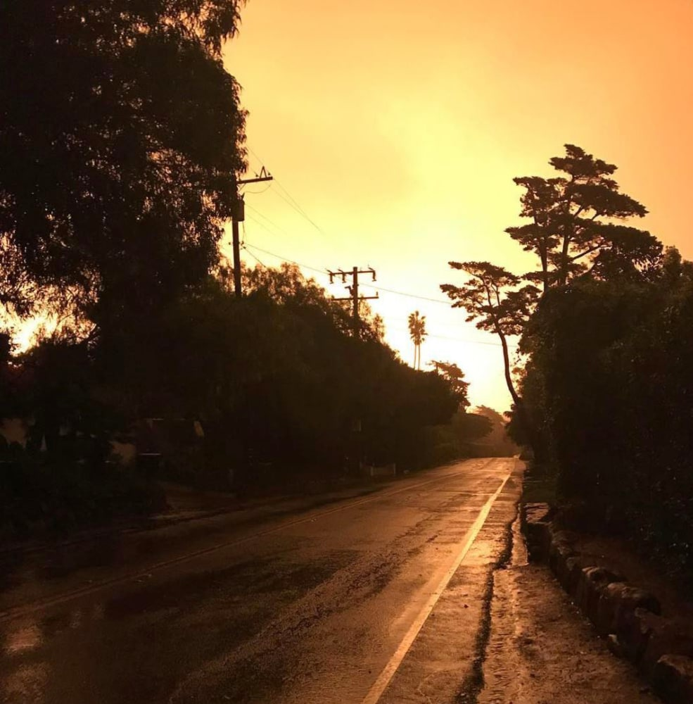 California mudslides: Evacuation zones expanded as searches continue