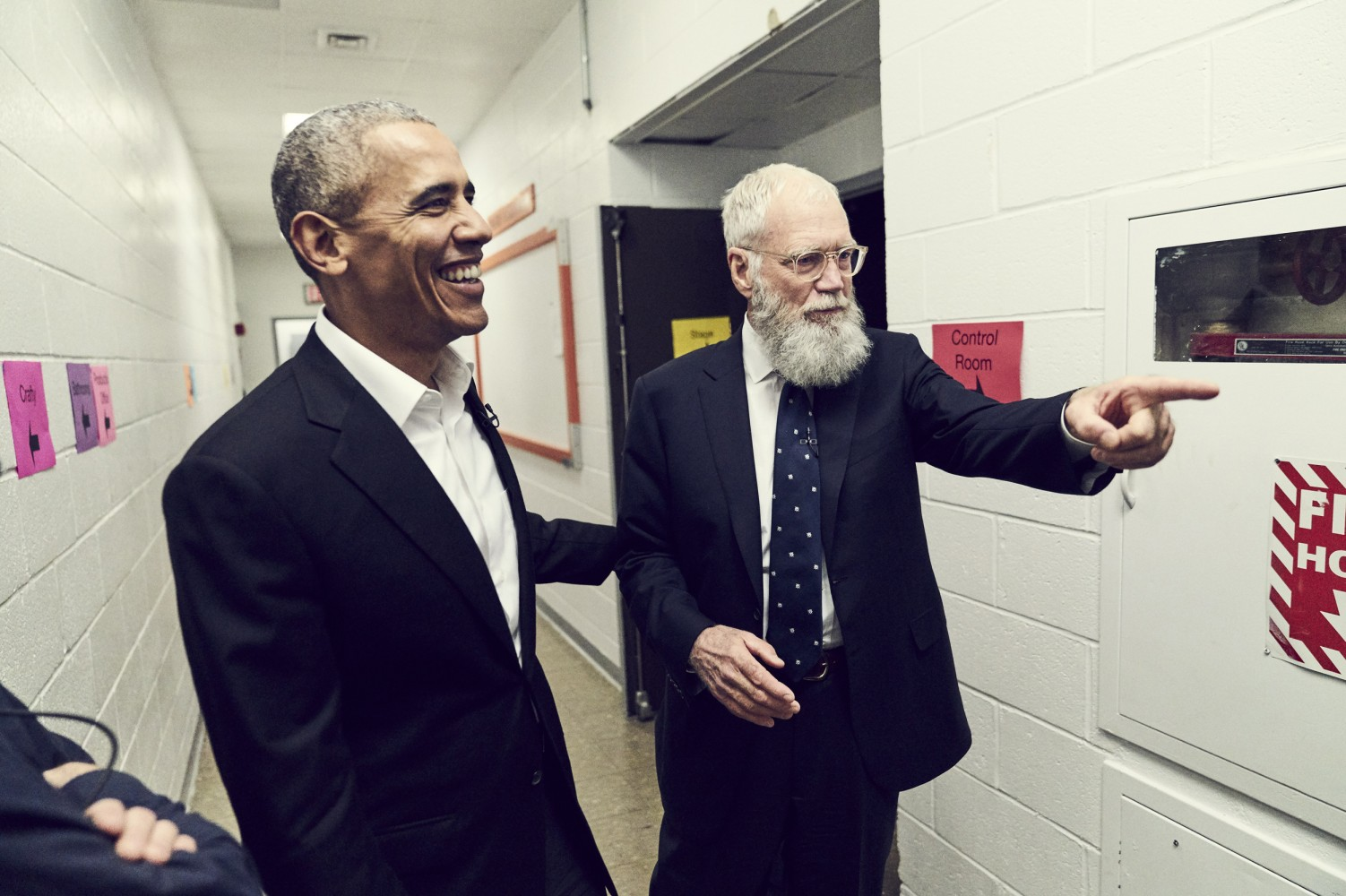 Obama Danced With Prince Weeks Before He Died, Ex-President Tells Letterman