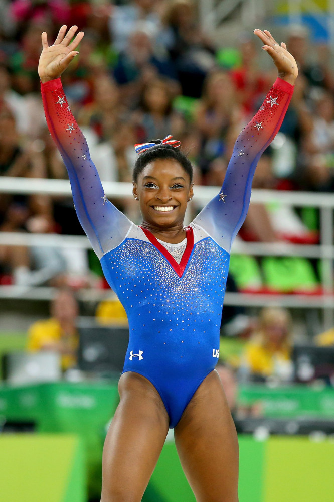 Simone Biles Nude Photos 52