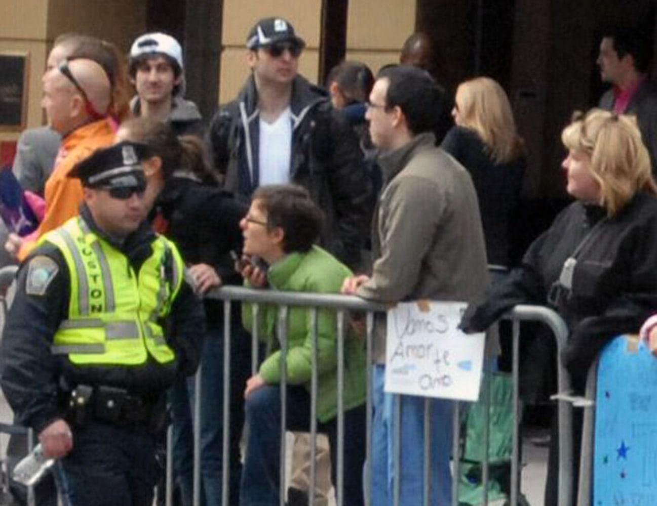 Image Tamerlan Tsarnaev